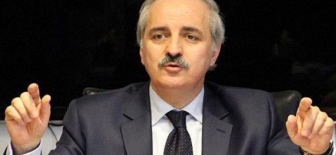 Numan Kurtulmuş AK Parti'yi de Oyunlara Karşı Uyardı