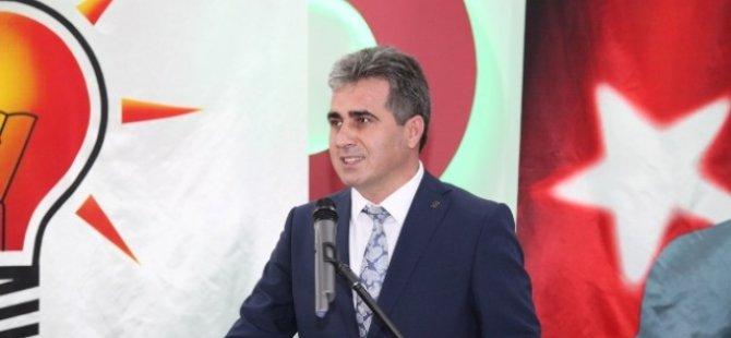 AK Parti Yahyalı İlçe Başkanı Ahmet Büber: