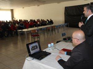 AK Parti Kocasinan Belediye Başkan Adayı Çelik, Beyazşehir'de