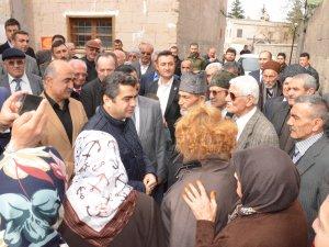 Vali düzgün Ali Saip Paşa Sokağı'nda