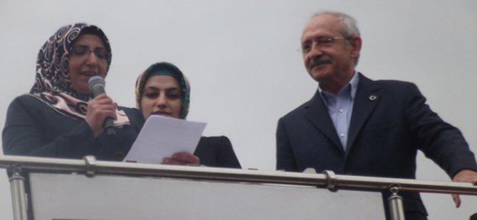 Kılıçdaroğlu'ndan yeni gaf 20 kişiye konuştu