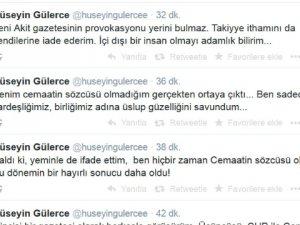 Hüseyin Gülerce'den Kayseri Chp Açıklaması