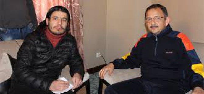 Mehmet Özhaseki: İyiki Babam ölmüş