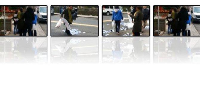 Çankaya'da CHP'liler AK Partililere Saldırdı