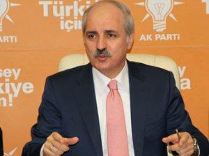 Ak Parti Genel Başkan Yardımcısı Numan Kurtulmuş'un Programı