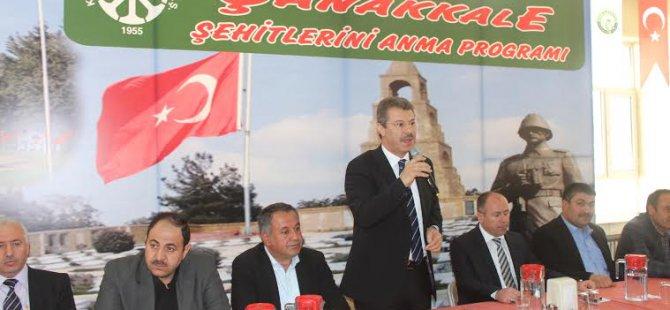 Kayseri Şeker'den 18 Mart özel Çanakkale menüsü