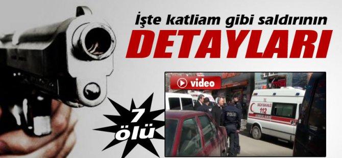 Kars'taki saldırının detayları
