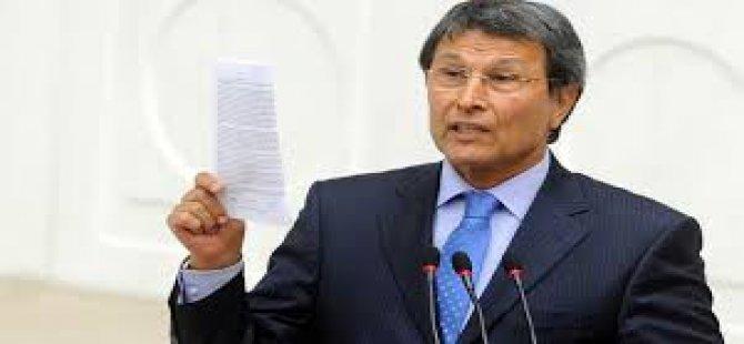 MHP Grup Başkanvekili Yusuf Halaçoğlu Sadık Yakut'u eleştirdi