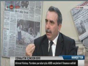Serdar Arseven: Gülen'in yalan gözyaşları!..