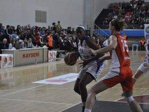 Kayseri Kaski yarı Finalde