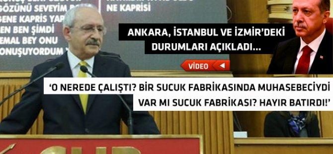 """ERDOĞAN'IN """"GENEL MÜDÜR"""" SÖZLERİNE SERT GÖNDERME: SUCUK FABRİKASINI BATIRDI!"""