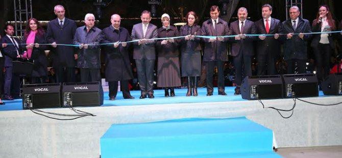 DÜNYANIN EN PAHALI PARKI KAYSERİ'DE
