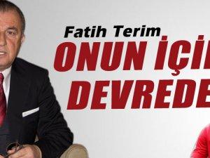Fatih Terim, Machester United'in genç yıldızına kafayı taktı