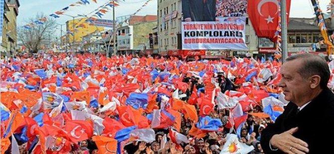 Başbakan Erdoğan bugün Sakarya'da onbinlere seslendi
