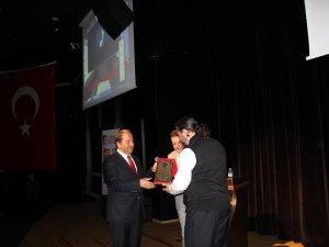 Kocasinan Kaymakamı Candan Sümer Anadolu Lisesinden  Çanakkale Konferansına katıldı