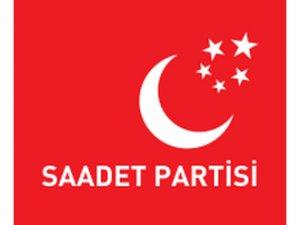 SAADET PARTİSİ SUÇ DUYURUSUNDA BULUNACAK