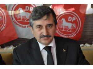 DEMOKRAT PARTİ KAYSERİ İL BAŞKANI İSMET ÖZBAKKAL: