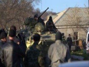 Rus Askeri Gelince, Ukrayna Askeri Terk Etti