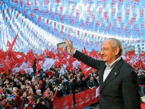 Kılıçdaroğlu'nun 15 dakikalık Kayseri mitingi