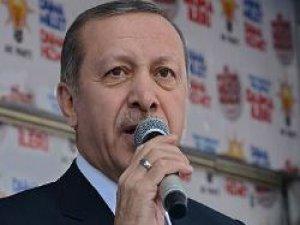 Erdoğan miting konuşmasında Fethullah Gülen'e yüklendi