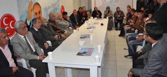 Demokrat Parti, MHP'yi destekleyecek