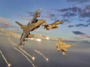 Suriye Uçağının Düşürülüşü - Video