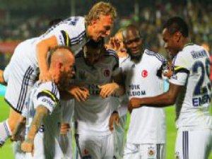 Fenerbahçe 3 Attı, 3 Aldı