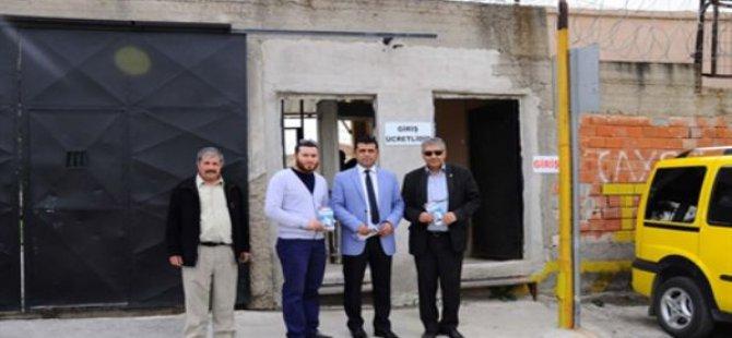 CHP, Genelevde Oy İstedi