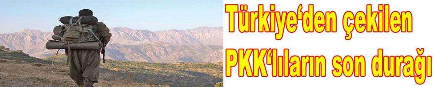 PKK'lıların son durağı