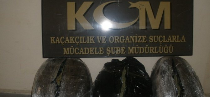 KAYSERİ'DE UYUŞTURUCUYA GEÇİT YOK 2 KİŞİ TUTUKLANDI
