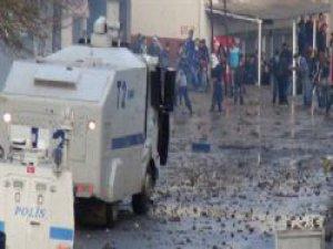 BDP Diyarbakır Mitinginde Olaylar Çıktı!..