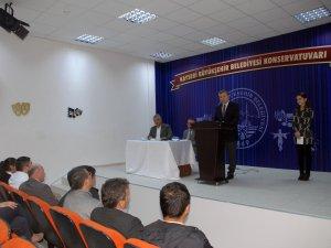 Kayseri Büyükşehir Belediyesi'nin kültürel faaliyetleri