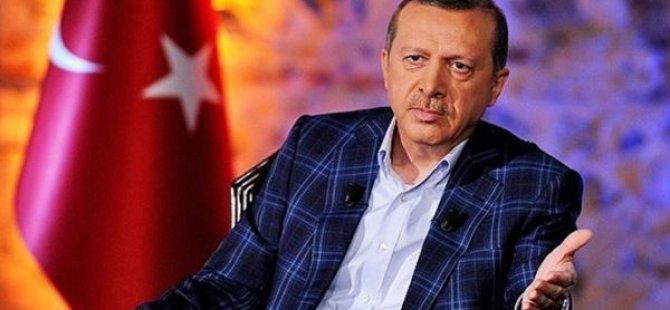 Erdoğan suç duyurusunda bulundu