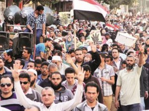 Mısır direniyor