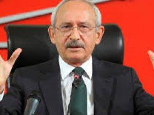 Flaş Flaş Kemal Kılıçdaroğlu istifa etti