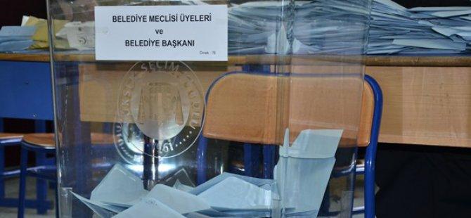 Talas Belediyesinin yeni Meclis Üyeleri