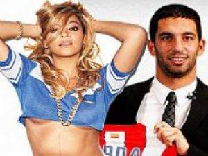 Beyonce ve Arda Turan