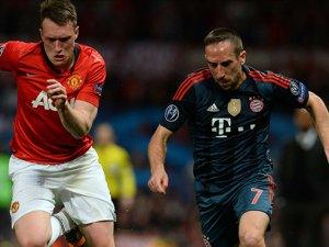 Manchester United-Bayern Münih 1-1 maç sonu