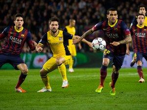 Arda'lı Atletico Barcelona'dan avantajlı döndü