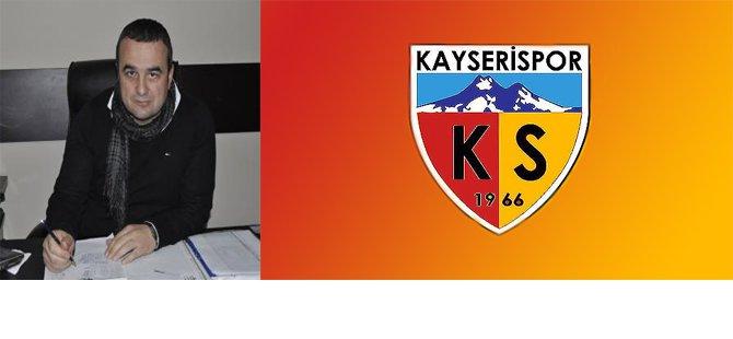 KAYSERİSPOR'A İSKENDER BELÜK PRİMİ