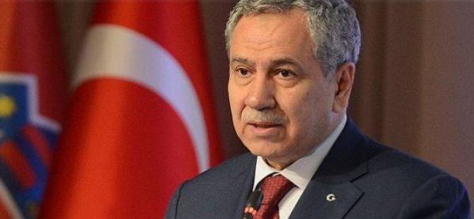 Arınç 'Başbakan'a Çankaya yolu açıldı'