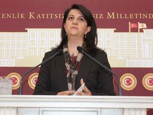 Pervin Buldan Başbakan Erdoğan'a destek