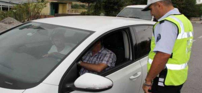 Trafikte cezalarla yeni bir dönem sona eriyor