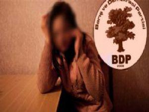 Yine BDP'li yine cinsel suçlama