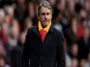Mancini çok sinirlendi