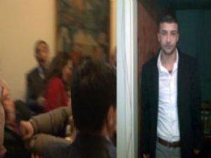 Kılıçdaroğlu'nun yüzünün sağ tarafına art arda iki yumruk vurdu