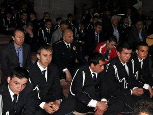 KAYSERİ'DE ŞEHİT POLİSLER İÇİN MEVLİT OKUTULDU