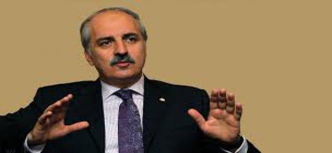 AK Parti Genel Başkan Yardımcısı  Kurtulmuş'tan AYM'ye uyarı!