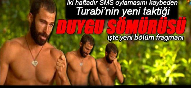 Survivor Turabi'nin Gözyaşları