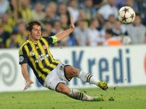 Fenerbahçe Futbol Takımı Kaptanı Emre Belözoğlu
